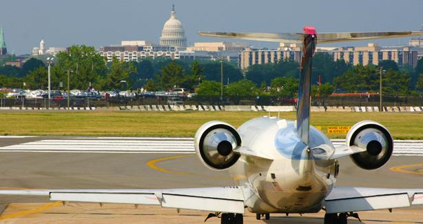 Airplane Noise Assessment Public Hearing Notice