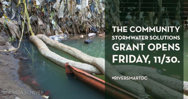 Community Stormwater Solutions Grants