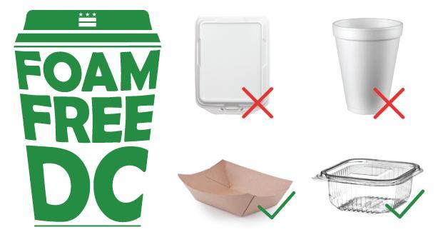 Food Service Foam Ban