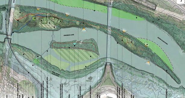 Kingman Island and Heritage Island Feasibility Study