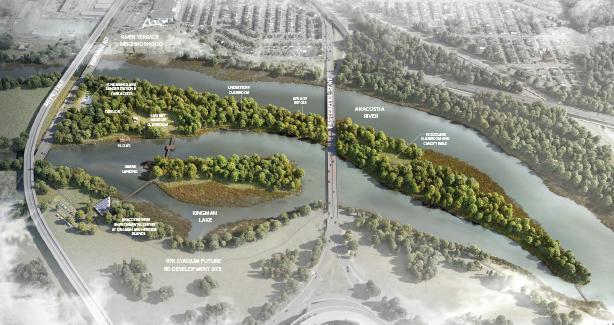 Kingman Island & Heritage Island Planning & Feasibility Study