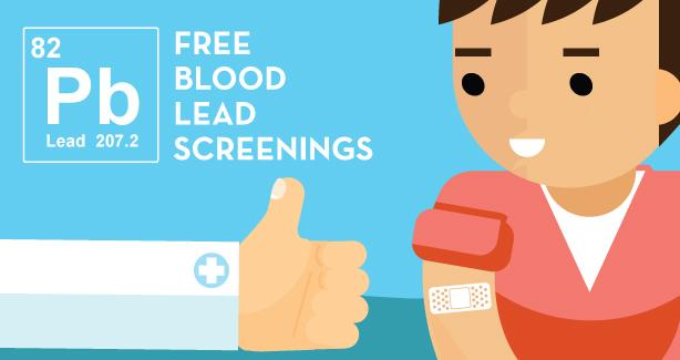 Free Blood Lead Screenings