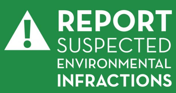 Report Environmental Infractions