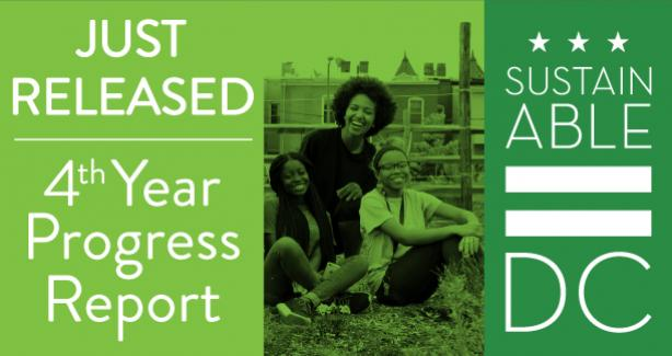 Sustainable DC 2017 Year Progress Report