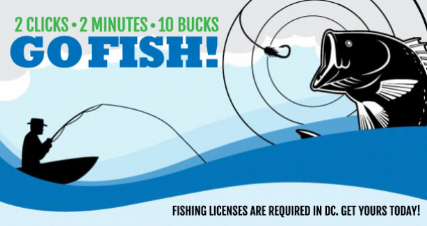 Get Your Fishing License