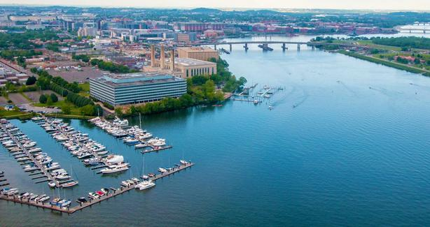 Resurgence of the Anacostia Waterfront
