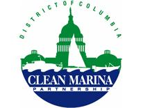 DC Clean Marina Partnership logo